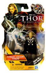 Thor Movie Action Figure - Cosmic Armor Thor (#19) (Toy) (TOYS)