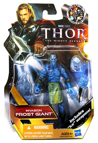 Thor Movie Action Figure - Frost Giant (#06) (Toy) (TOYS) TOYS Game