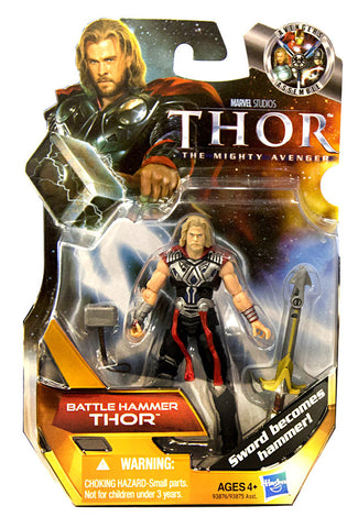 Thor Movie Action Figure - Battle Hammer Thor (#01) (Toy) (TOYS) TOYS Game