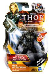 Thor Movie Action Figure - Inferno Marvels Destroyer (#20) (Toy) (TOYS)