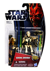Star Wars Action Figure - General Grievous (MH07) (Toy) (TOYS)
