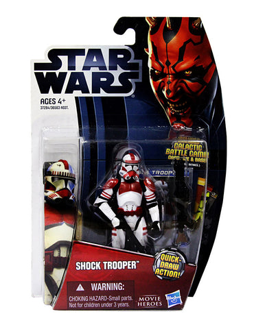 Star Wars Action Figure - Shock Trooper (MH01) (Toy) (TOYS) TOYS Game
