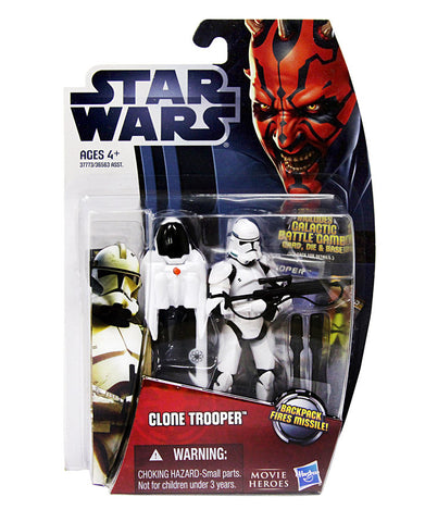 Star Wars Action Figure - Clone Trooper (MH11) (Toy) (TOYS) TOYS Game
