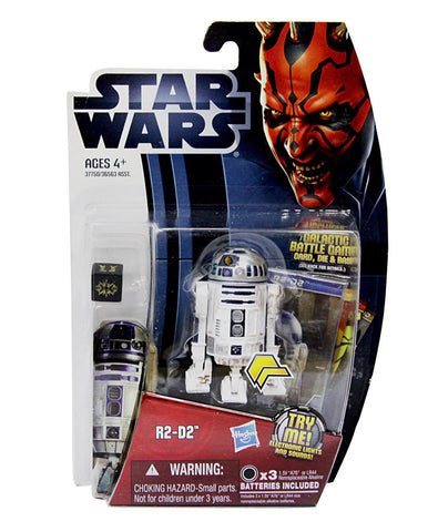 Star Wars Action Figure - R2-D2 (MH03) (Toy) (TOYS) TOYS Game