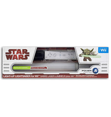Star Wars - Light-Up Lightsaber - Yoda Green Version (Toy) (TOYS)