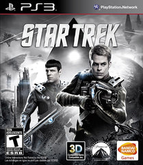 Star Trek (Bilingual Cover) (PLAYSTATION3)