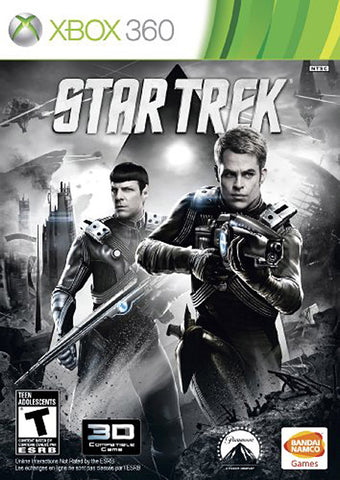 Star Trek (Bilingual Cover) (XBOX360) XBOX360 Game