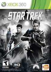 Star Trek (Bilingual Cover) (XBOX360)