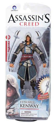 Assassin s Creed Action Figure - Edward Kenway (Toy) (TOYS) TOYS Game