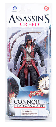 Assassin s Creed Action Figure - Connor - New York Outfit (Toy) (TOYS) TOYS Game