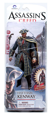 Assassin s Creed Action Figure - Haytham Kenway (Toy) (TOYS) TOYS Game