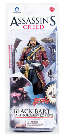 Assassin s Creed Action Figure - Black Bart - Bartholomew Roberts (Toy) (TOYS) TOYS Game