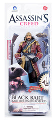 Assassin s Creed Action Figure - Black Bart - Bartholomew Roberts (Toy) (TOYS)