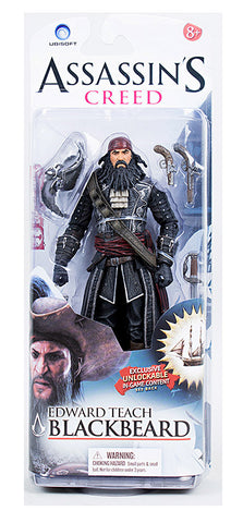 Assassin s Creed Action Figure - Blackbeard - Edward Teach (Toy) (TOYS) TOYS Game