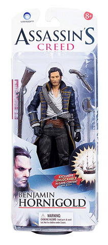 Assassin s Creed Action Figure - Benjamin Hornigold (Toy) (TOYS) TOYS Game