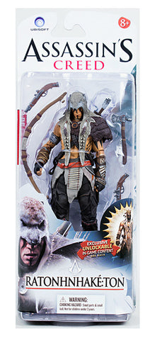 Assassin s Creed Action Figure - Ratonhnhake:Ton (Toy) (TOYS) TOYS Game