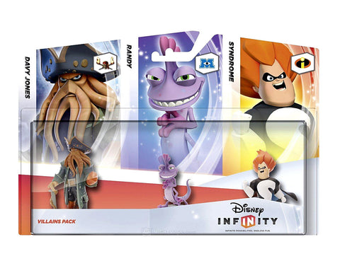 Disney INFINITY Figure - Villains Pack (Toy) (TOYS) TOYS Game