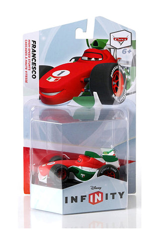 Disney INFINITY Figure - Cars 2 - Francesco (Toy) (TOYS) TOYS Game