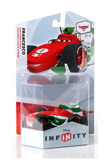 Disney INFINITY Figure - Cars 2 - Francesco (Toy) (TOYS)