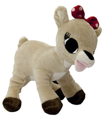 Rudolph the Red Nosed Reindeer - Clarice Reindeer Plush (Toy) (TOYS)
