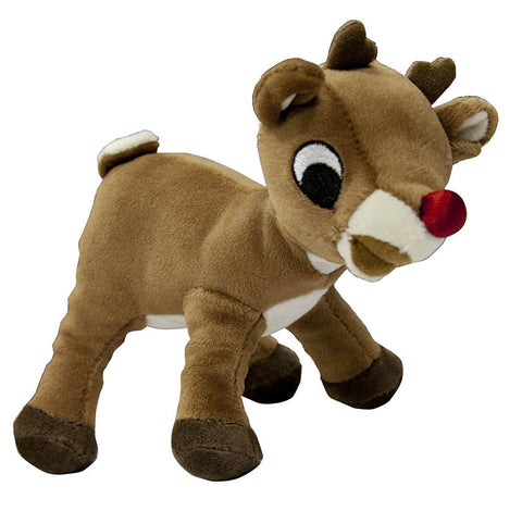 Rudolph the Red Nosed Reindeer - Rudolph Reindeer Plush (Toy) (TOYS) TOYS Game