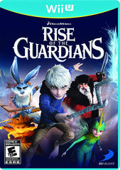 Rise of the Guardians (Trilingual Cover) (NINTENDO WII U)