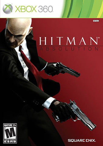 Hitman - Absolution (XBOX360) XBOX360 Game