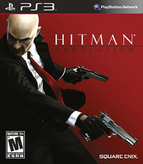 Hitman - Absolution (Bilingual Cover) (PLAYSTATION3)