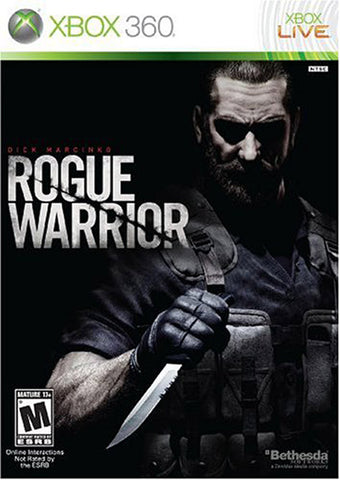 Rogue Warrior (XBOX360) XBOX360 Game