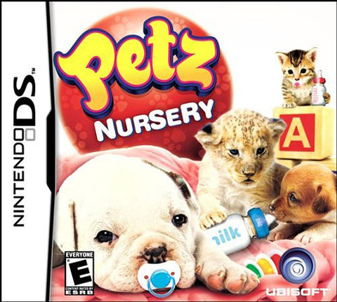 Petz Nursery (DS) DS Game