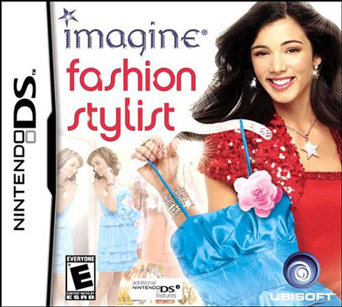 Imagine - Fashion Stylist (DS) DS Game