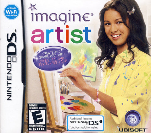 Imagine - Artist (DS) DS Game