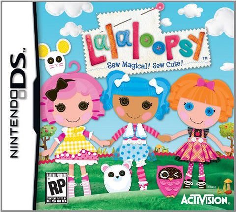 Lalaloopsy (DS) DS Game
