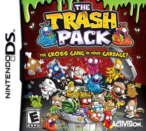 The Trash Pack (DS) DS Game