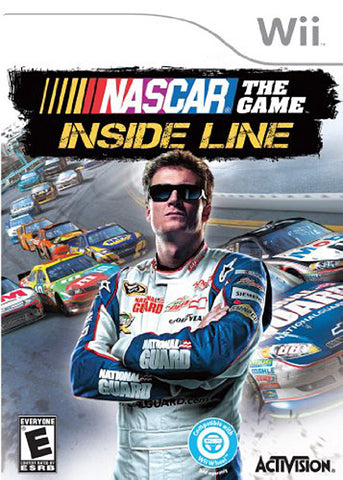 NASCAR The Game - Inside Line (NINTENDO WII) NINTENDO WII Game