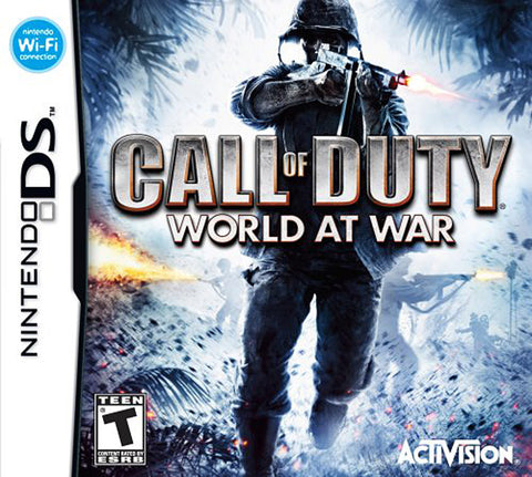 Call of Duty - World at War (DS) DS Game