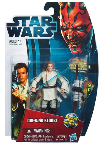 Star Wars Action Figure - Obi-Wan Kenobi (MH08) (Toy) (TOYS) TOYS Game