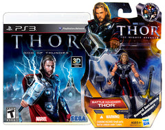 Thor - God Of Thunder with (Thor: Battle Hammer Figure) (PLAYSTATION3)