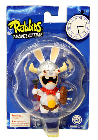 Rabbids Travel In Time (Viking with Hammer Figure) (Toy) (TOYS) TOYS Game