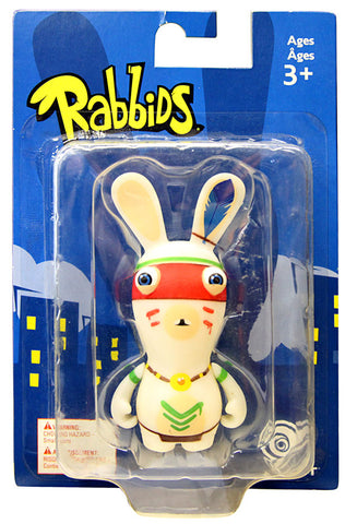 Rabbids (Indian Rabbid Figurine) (Toy) (TOYS) TOYS Game