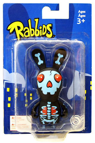 Rabbids (Black Skeleton Rabbid Figurine) (Toy) (TOYS) TOYS Game