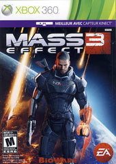 Mass Effect 3 (French Version Only) (XBOX360)