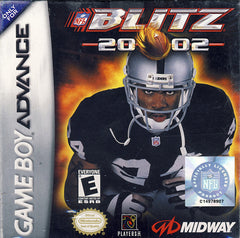 NFL Blitz 2002 (GAMEBOY ADVANCE)