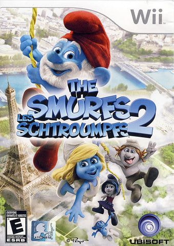 The Smurfs 2 (NINTENDO WII) NINTENDO WII Game
