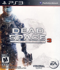 Dead Space 3 (Limited Edition) (Bilingual Cover) (PLAYSTATION3)