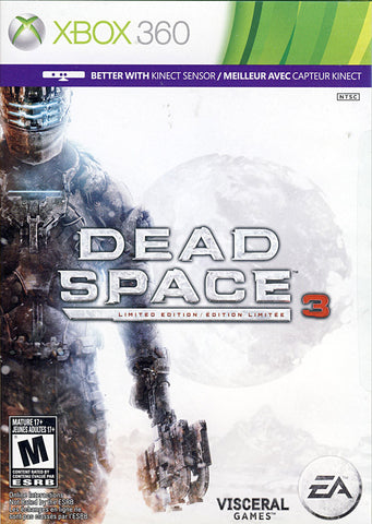 Dead Space 3 (Limited Edition) (XBOX360) XBOX360 Game