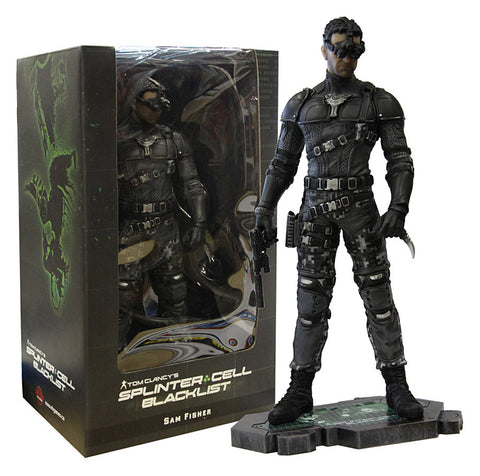 Tom Clancy s Splinter Cell Blacklist Figurine - Sam Fisher (Toy) (TOYS) TOYS Game