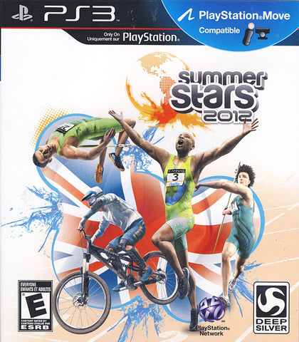 Summer Stars 2012 (PLAYSTATION3) PLAYSTATION3 Game