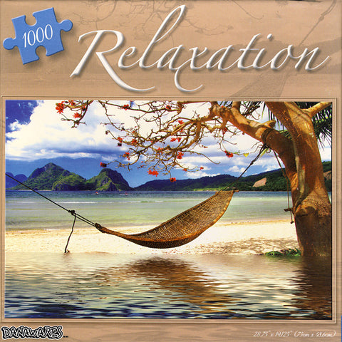 Puzzle Relaxation - Hamac (1000 Pieces) (TOYS) TOYS Game