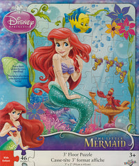 Disney Princess: Ariel - The Little Mermaid Floor Puzzle (46 Pieces) (TOYS)